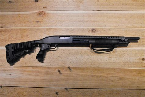 Mossberg Persuader Stock And Para Ordnance 22 Conversion Kit