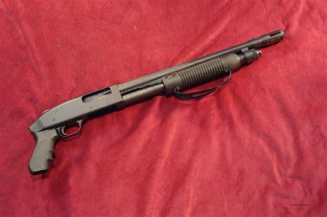 Mossberg Pistol Grip Tactical Shotgun