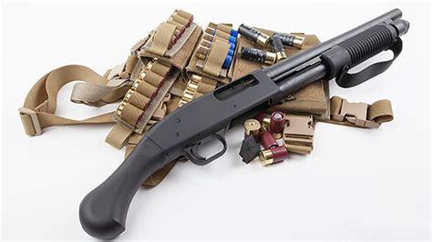 Mossberg Shockwave As A Home Defense Shotgun