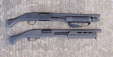 Mossberg Shockwave Vs Remington Tactical Shotgun
