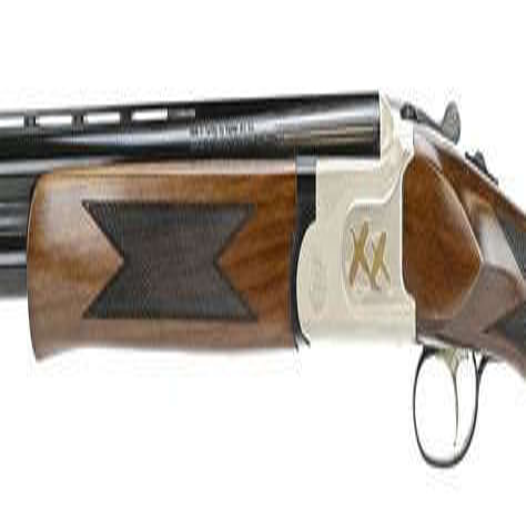 Mossberg Silver Reserve 12 Gauge Shotgun