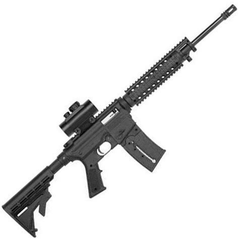 Mossberg Tactical 22 Semi Auto Rifle Review
