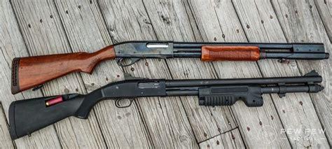 Mossberg Tactical Shotgun Vs Remington 870