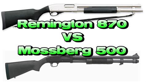 Mossberg Vs Remington Auto Shotguns
