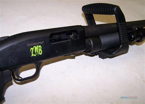 Mossberg Zombie Killer Shotgun