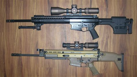 Most Accurate 308 Battle Rifle