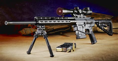Most Accurate 308 Win Ar 10 Rifles