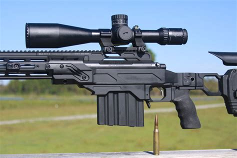 Most Accurate Long Range Sniper Rifle