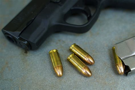 Most Common 9mm Ammo