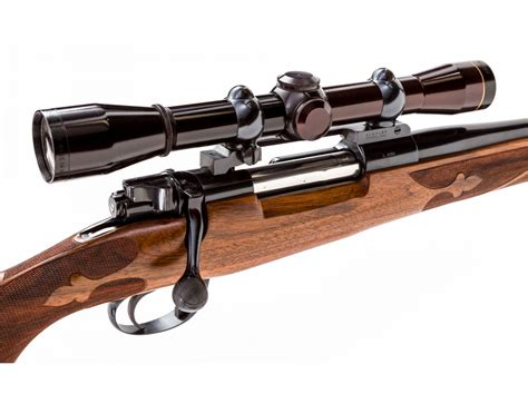 Most Customizable Bolt Action Rifle