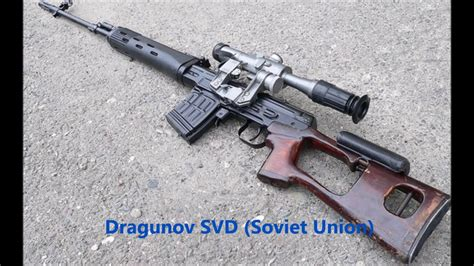 Most Dangerous Sniper Rifle In The World