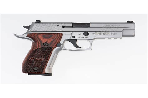 Sig-Sauer Most Expensive Sig Sauer Pistol.