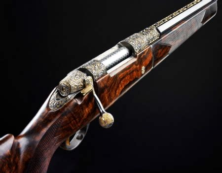 Most Luxurious Hunting Rifles