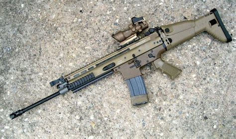 Most Over The Top Assault Rifle