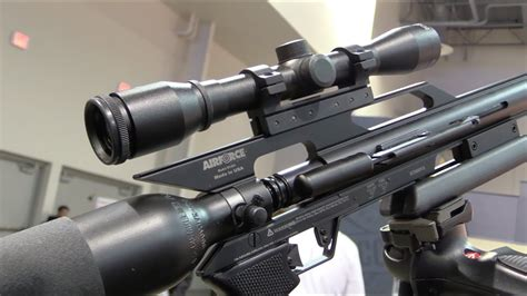 Rifle Most Powerful Air Rifle On The Market.