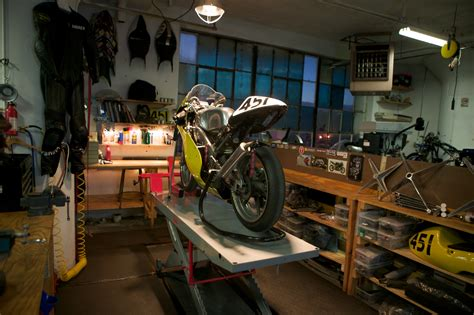 Motorcycle Garage Make Your Own Beautiful  HD Wallpapers, Images Over 1000+ [ralydesign.ml]