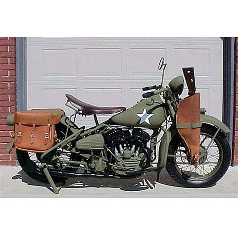 Motorcycle Rifle Scabbard