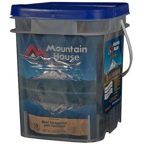 Mountain House Just In Case Classic Bucket - Walmart Com
