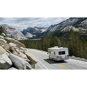 Mountain driving guide for truckers, rv and motorhome drivers offer