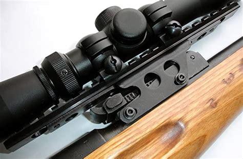Mounting Scope On Mosin Nagant Rifle