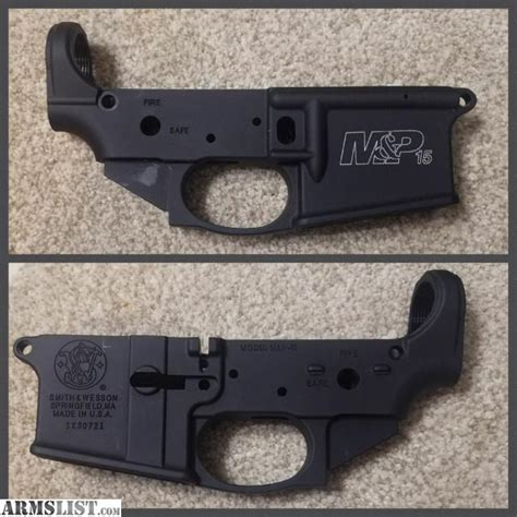 Mp15 Lower Receiver