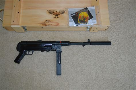 Mp40 22lr And Cheap 300 Blackout