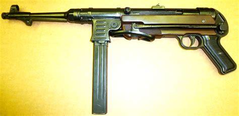 Mp40 Firing Replica