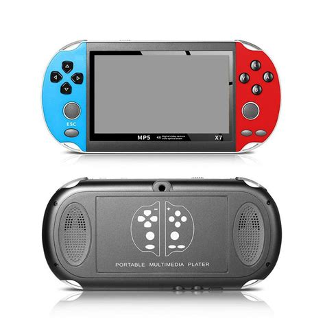 Mp5 Games Console