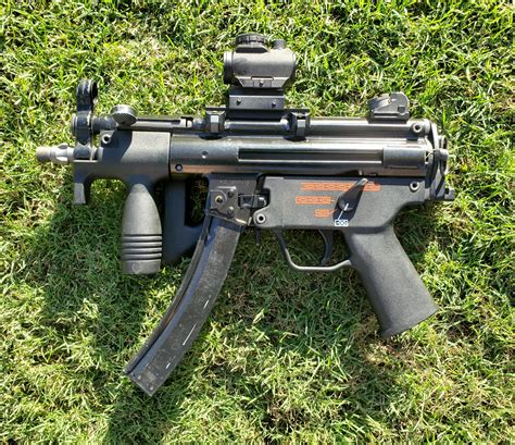Mp5 Pdw Airsoft