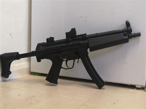 Mp5 Red Dot Airsoft