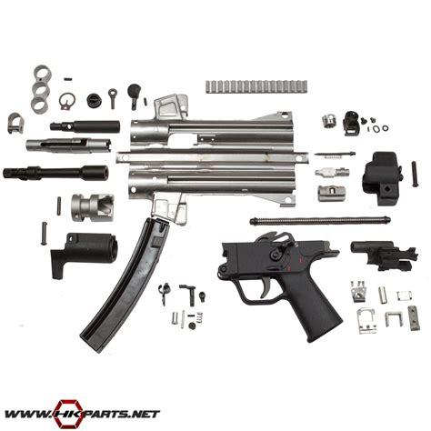 Mp5 Reverse Stretch Parts Kit