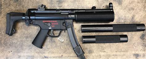 Mp5 Suppressed Db
