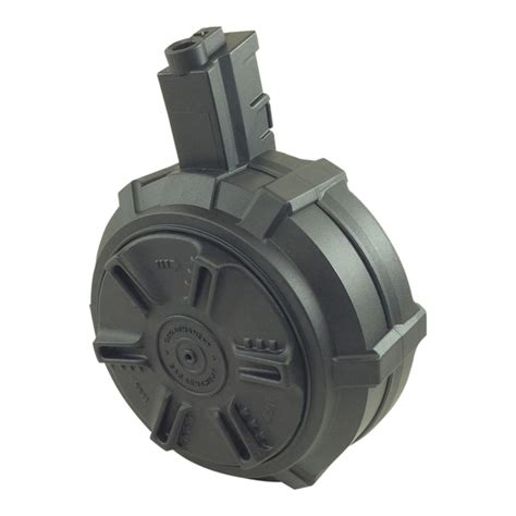Mp5 With Drum Mag Airsoft
