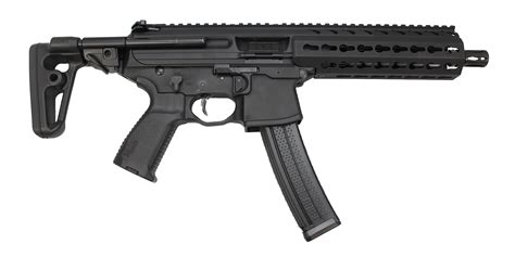 Mpx Rifle Stock