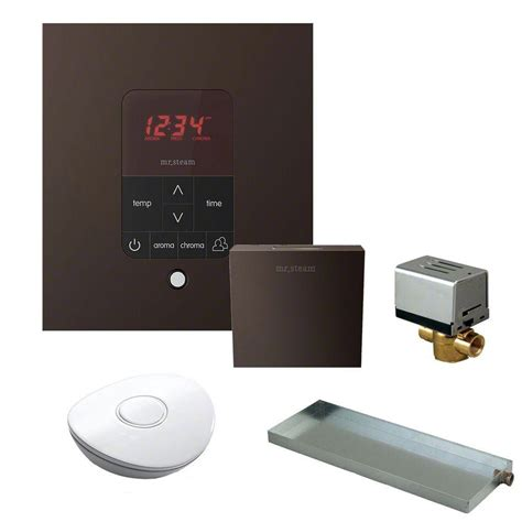 Mr Steam Butler Package with Square Control