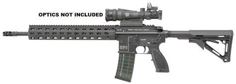 MR556A1 16 5IN 5 56X45MM NATO MATTE BLACK 30 1RD HECKLER