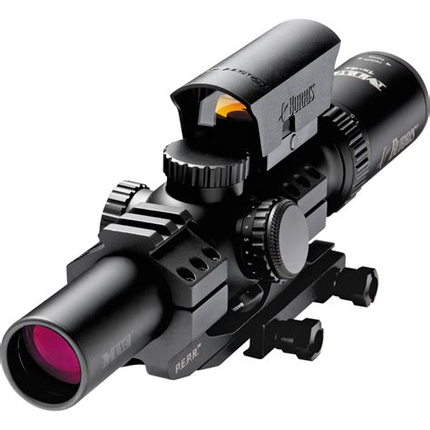 Mtac Riflescopes Burris Optics