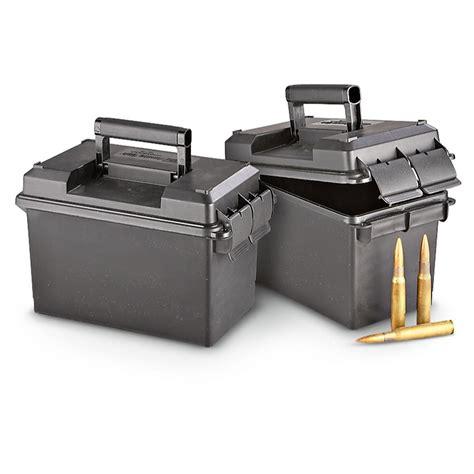 MTM 50 Caliber Ammo Storage Can - Amazon Com