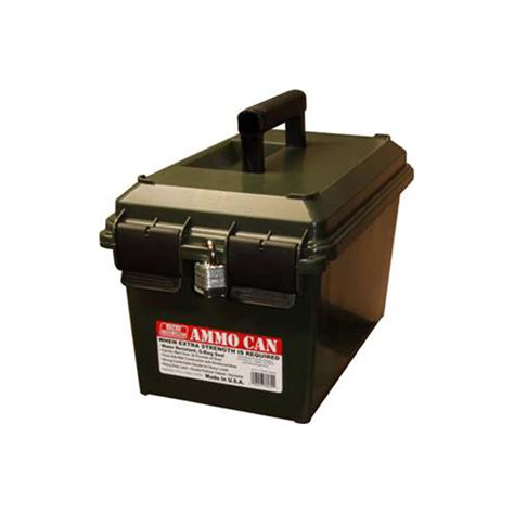 Mtm Ac11 Ammo Can Review