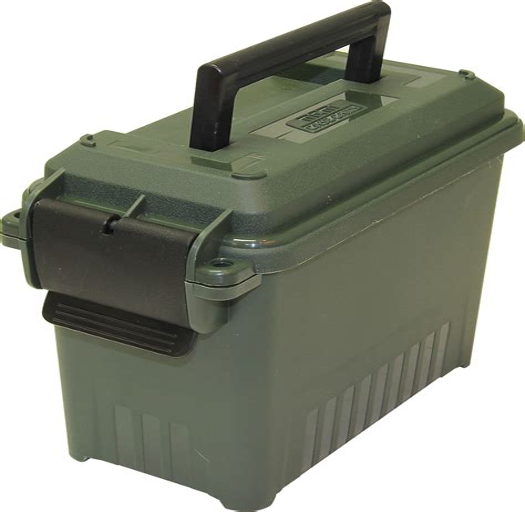 Mtm Ac15 Ammo Can Mini Plastic Ammoboxes Com
