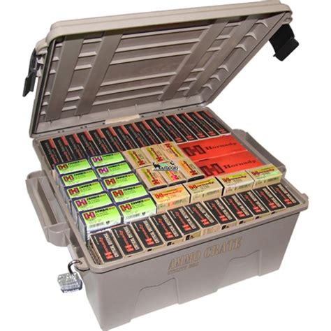 Mtm Casegard Ammo Boxes Rifle Rest Ammo Crate Gun