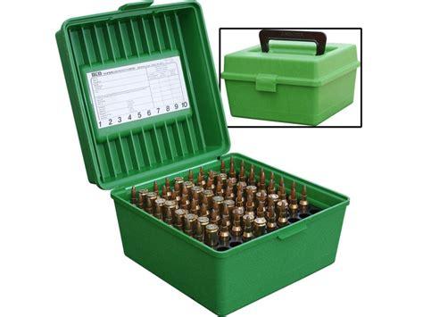 Mtm Deluxe Flip Top Ammo Box