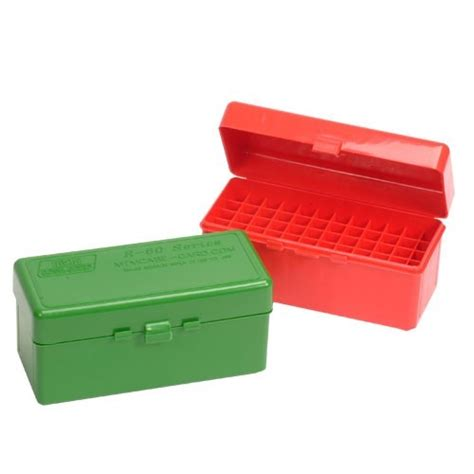 Mtm Rifle Ammo Boxes Ammo Boxes Rifle Red 22250 Rem 65308 Winchester 60