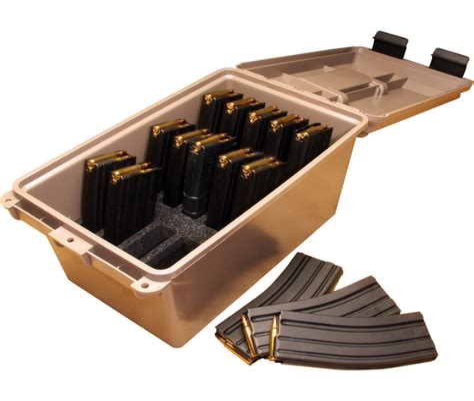 Mtm Tactical Mag Ammo Can
