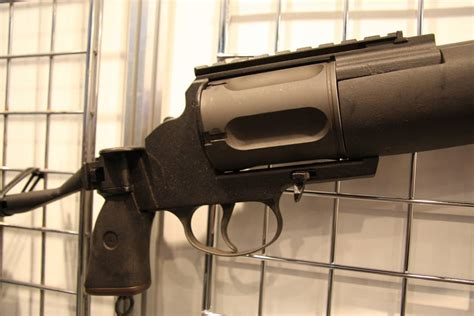 Mts 255 Tactical Revolver Shotgun