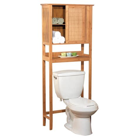 "Muller 27.6"" W x 66.8"" H Over the Toilet Storage"