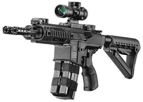 Multi Barrel Assault Rifle