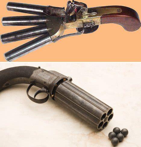 Multi Barrel Handgun And Nice Cheap Handguns