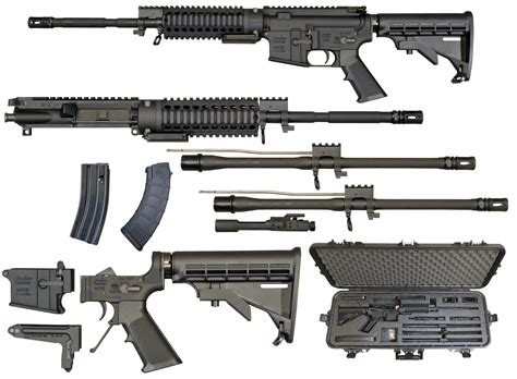 Multi Caliber Rifle