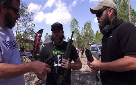 Multi Caliber Rifles War Lock System